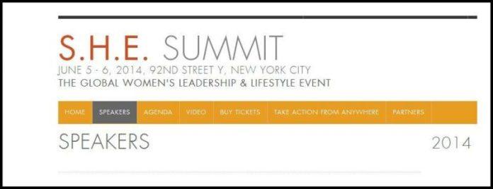 2014 S.H.E. Summit