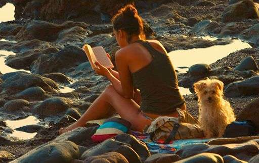 Woman readers are busy - but we like books!