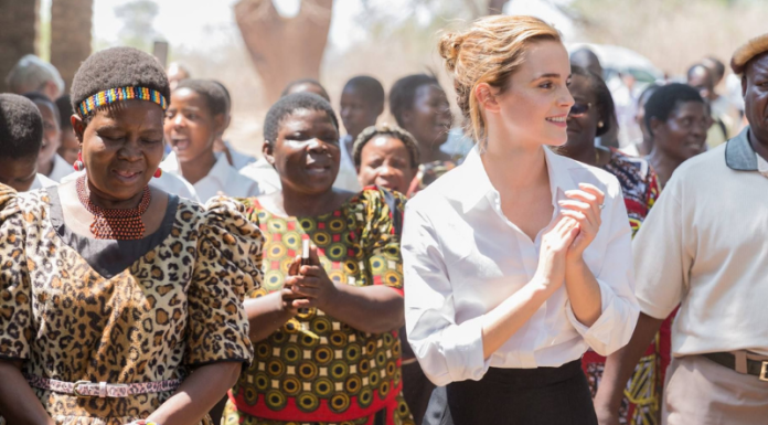 Actress Emma Watson is more than just a celebrity