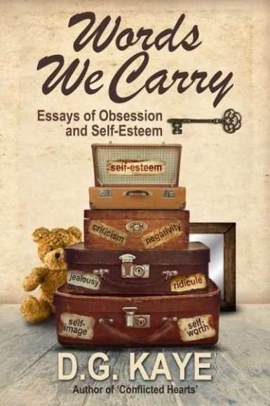 Book Cover for Words We Carry by D.G. Kaye