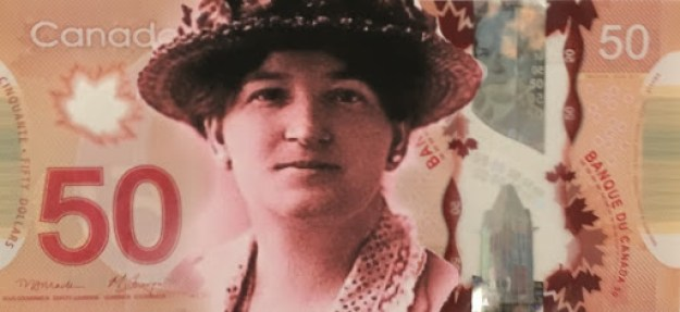 Nellie McClung Should Be on Canadian Currency