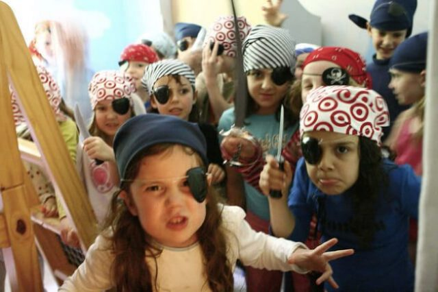 Children's parties on a budget