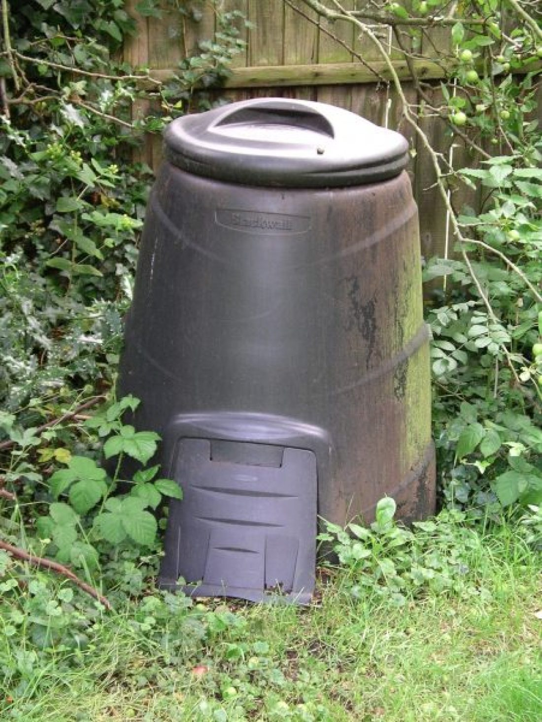 Composting to help save the planet