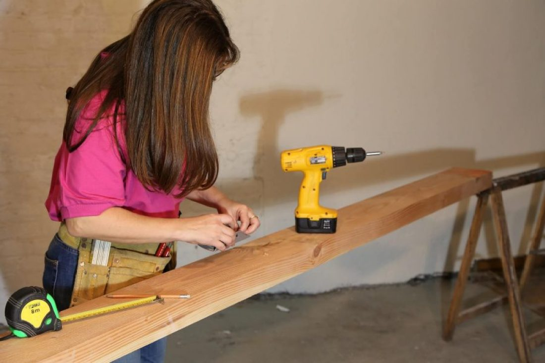 Women can stay on budget with DIY projects