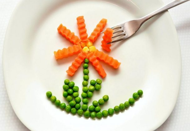 A positive mindset adds to dietary changes for lifestyle improvement