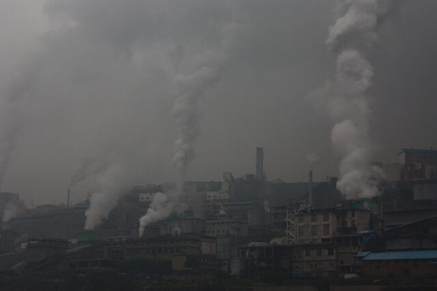 Your lungs and polluted air