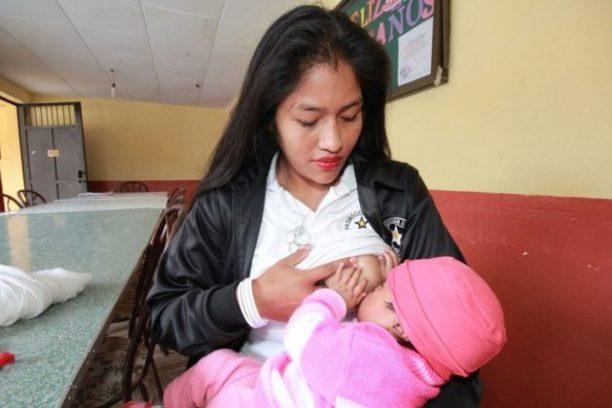 Boost breast milk production