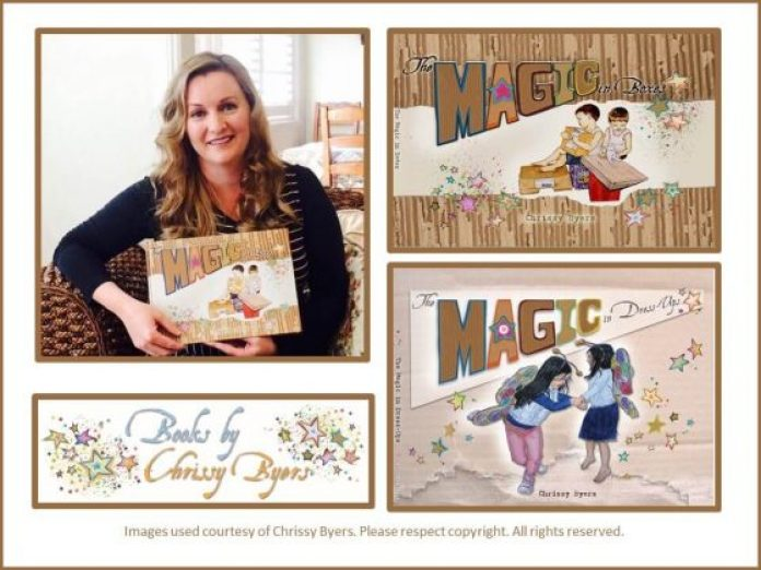 Chrissy chatted about the inspiration behind her kids' books