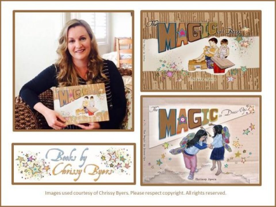 Chrissy a parlé de l'inspiration derrière les livres de ses enfants