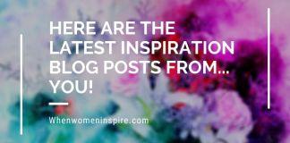 Inspirational blogs