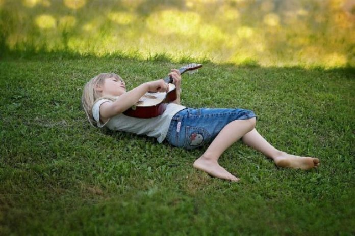 Music lessons for youth