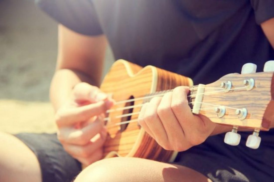 Musical instruments like ukeleles can make for a great hobby