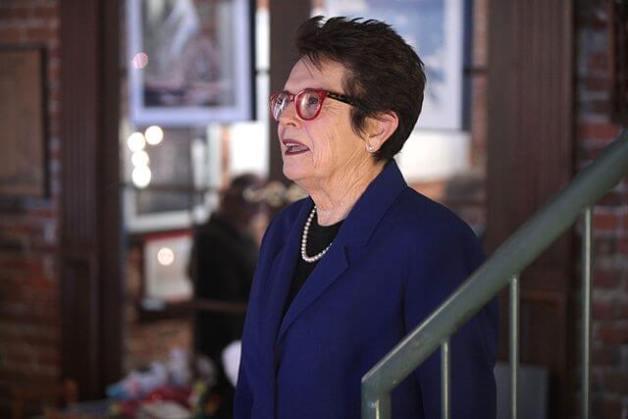 Féministe Billie Jean King