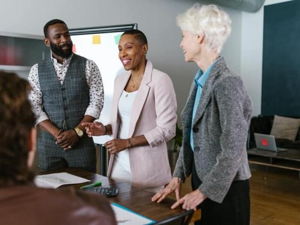 Strengthening women's leadership