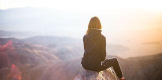 Woman ponders outpatient treatment for drug addiction