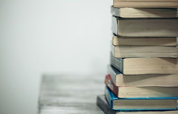 The importance of education: Use books to earn more money.