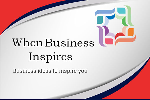 When Business Inspires