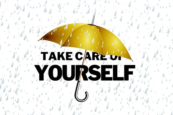 A healthier life includes self-care