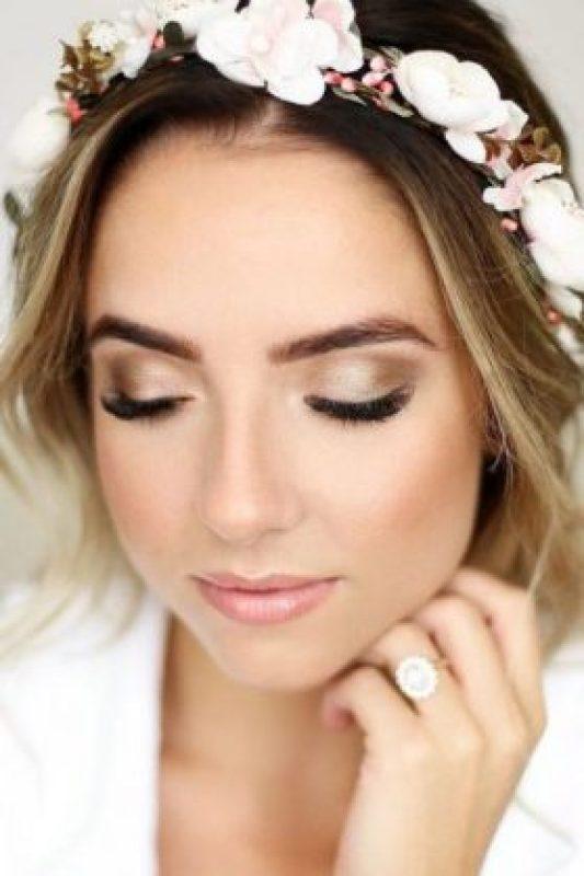 Choose Soft Eye Makeup
