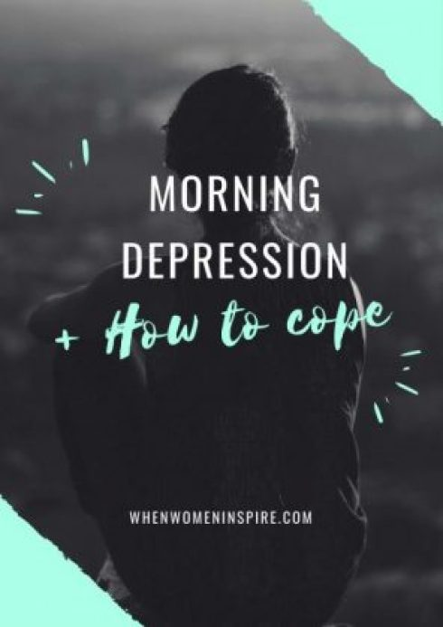 What is morning depression and how to cope