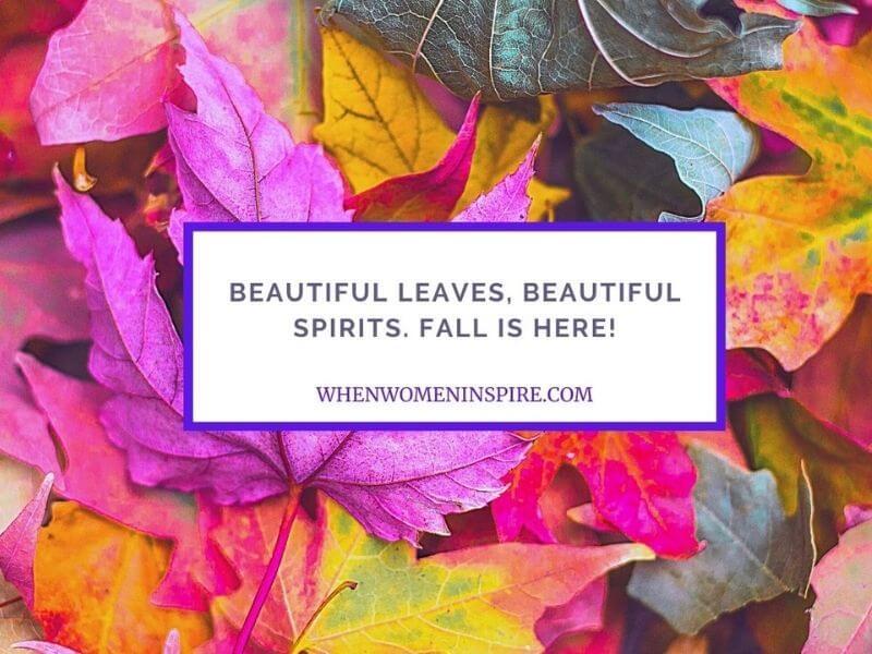 Citation d'automne