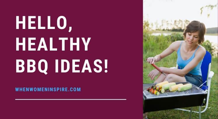 Healthy BBQ ideas