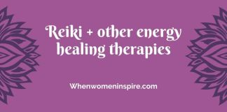 Types of energy healing therapies
