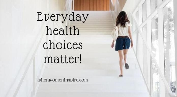 Everyday health choices