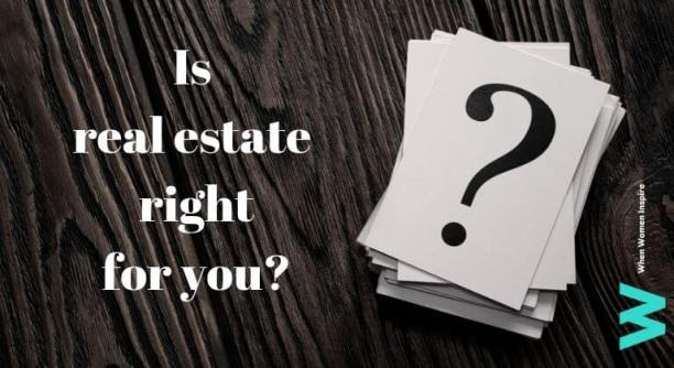 real estate career benefits