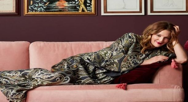Drew Barrymore interior design