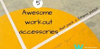 women's workout accessories