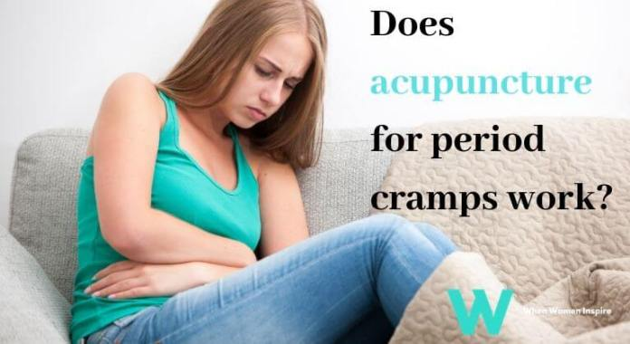 acupuncture for menstrual cramps