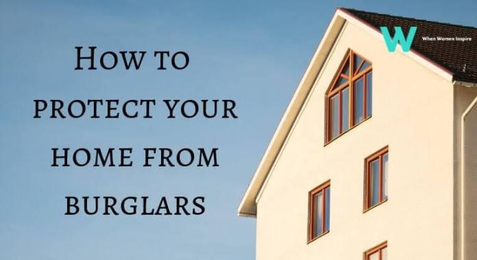 what deters burglars