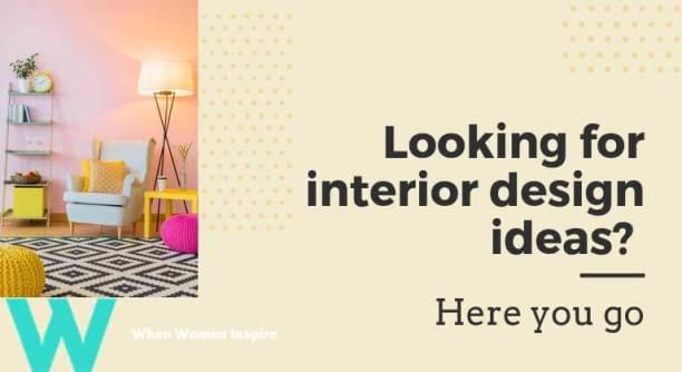 Women in interior design