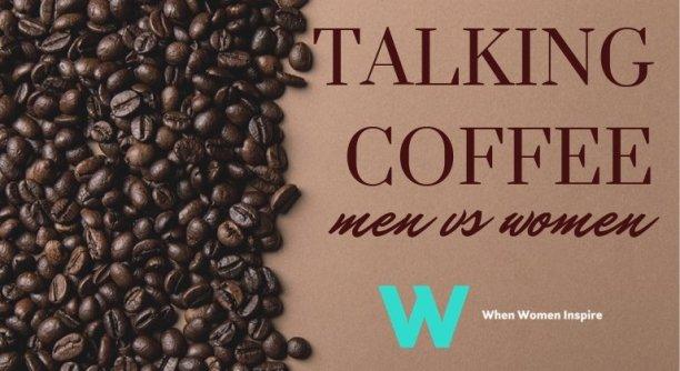 consommation de café homme vs femelle