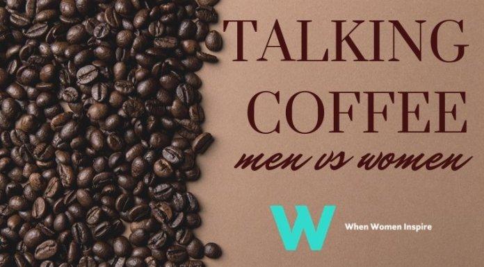 coffee consumption male vs female