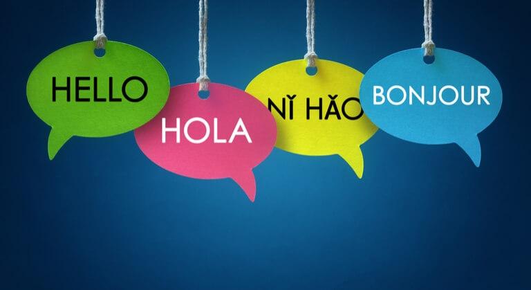 language and travel
