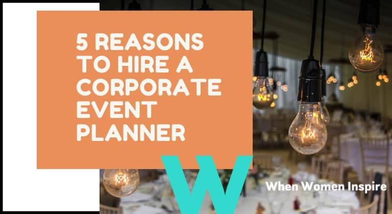 Planificateur d'événements d'entreprise