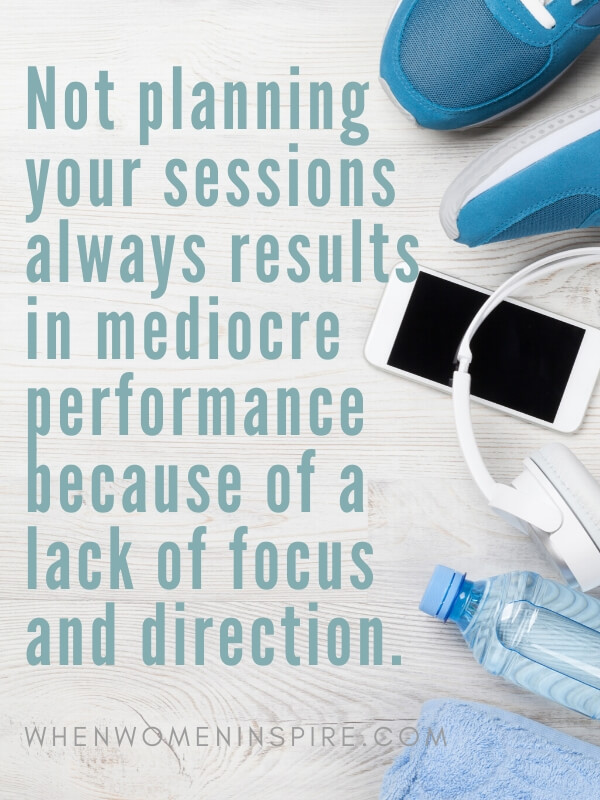 Exercise plan quote