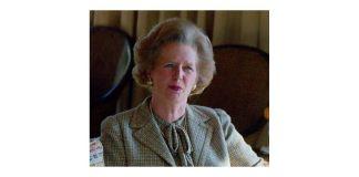 Margaret Thatcher 1984