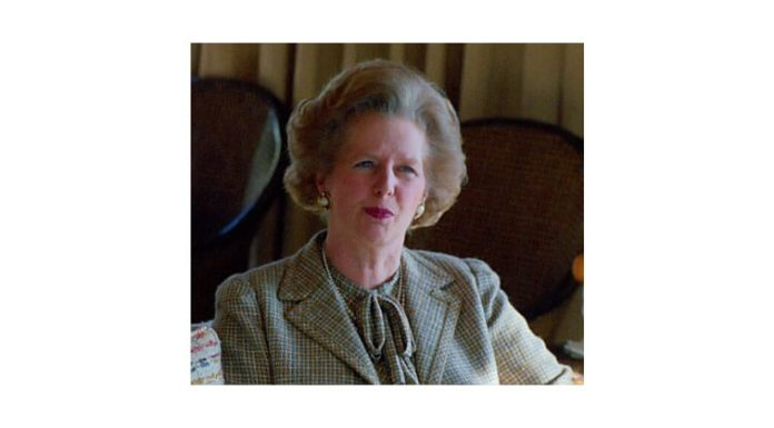 Margaret Thatcher 1984