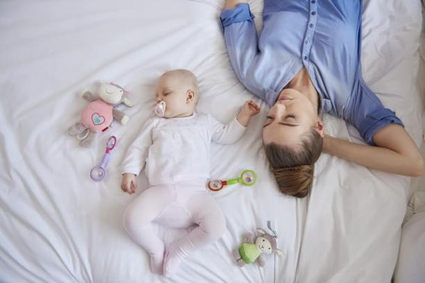 Le sommeil de maman