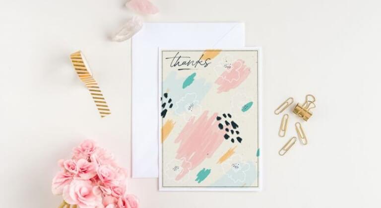 Printable gratitude cards friends like