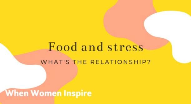 情绪饮食和减压