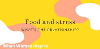 Emotional eating and stress relief