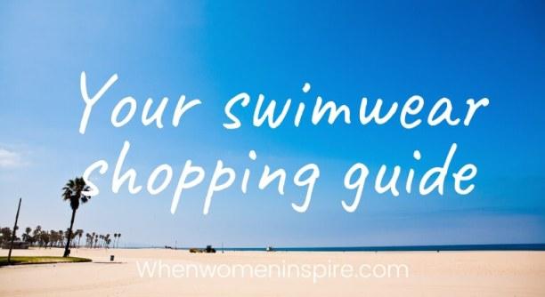 适合您体型的泳装