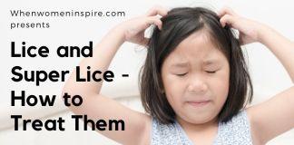 Super lice treatment