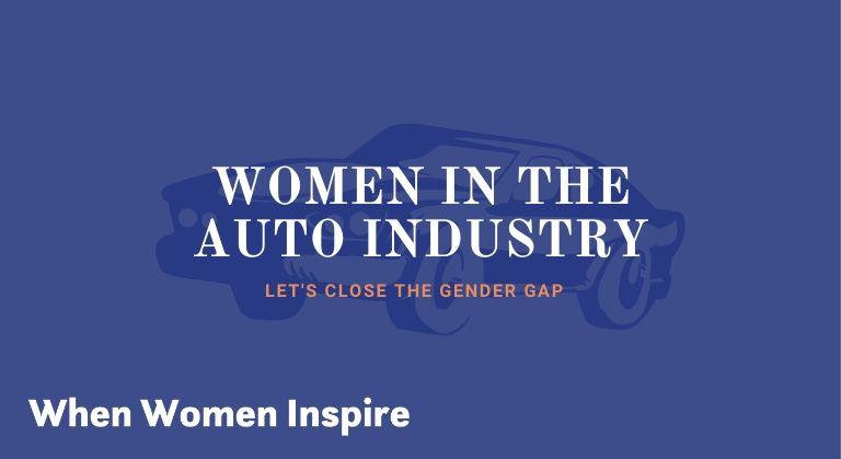 Women in the automotive industry