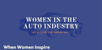 Women automotive industry