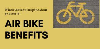 air bike exercise